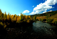 Fall on the Blue River 2